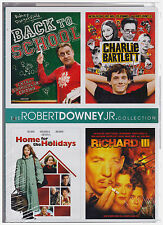 ROBERT DOWNEY JR COLLECTION (DVD, 2009, 4-Disc Set) NEW