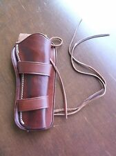 "Triple K 610-15 7 1/2"" SA Revolver Western Crossdraw Leather Holster Colt Ruger"