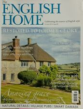 The English Home Restorations Classic Green Schemes Oct 2014 FREE SHIPPING