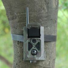 HC500M HD GSM MMS GPRS SMS Control Scouting Infrared Trail Hunting Camera #J
