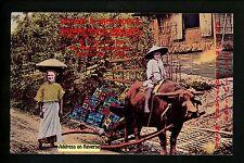 National Postcard Week 1989 Ox Cart