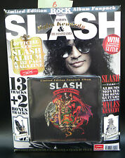 Slash - Apocalyptic Love + 2 + Fanpack Deluxe Digi Pin Badge ex Guns n Roses NEW