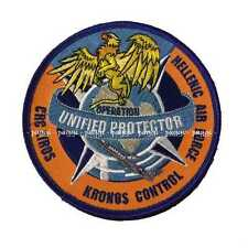 Patch B9 Hellenic Air Force Op. Unified Protector CRC Ziros Kronos Control