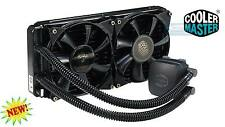 COOLERMASTER NEPTON 280L ALL-IN-1 280X30MM RADIATOR 2X140MM JETFLO LIQUID COOLER
