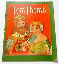 THE HISTORY OF TOM THUMB illustrated