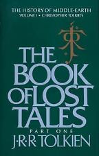 The Book of Lost Tales, Part One (History of Middle-Earth)-ExLibrary