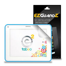 "1X EZguardz LCD Screen Protector Shield HD 1X For Tabeo E2 8"" Tablet (Clear)"