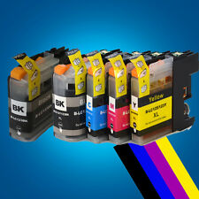 5 XL Chipped Ink Cartridge for Brother LC125XL LC127XL DCP J4110DW MFC J4410DW 2