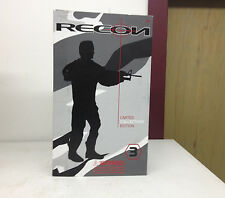 "Recon Graffitti Legend 12"" Stash 1/6 scale Figure Japan"