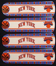 "New NBA NEW YORK KNICKS 42"" Ceiling Fan BLADES ONLY"