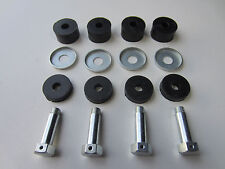 TRIUMPH PRE-UNIT GAS TANK MOUNTING BOLT RUBBER KIT UP TO 1956 BONNEVILLE TROPHY