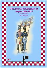 THE ARMY OF THE KINGDOM OF NAPLES 1806-1814  W J Rawkins  New e-book edn 2013