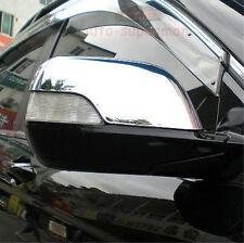 Chrome mirror cover for honda Europe CRV 07-2010 11 2PC
