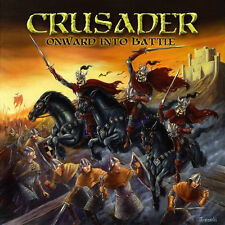 CRUSADER - Onward Into Battle (NEW*US METAL*OMEN*L.LORD*J.PRIEST*I.MAIDEN)