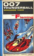 007 thunderbell operazione tuono  Ian Fleming   Garzanti