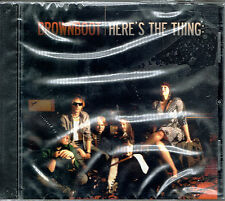 Here's The Thing by Brownboot, BRAND NEW FACTORY SEALED CD EP (2011, Kunaki)