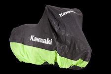 Kawasaki Abdeckhaube Abdeckung Motorrad Schutzhülle Abdecktuch universal medium