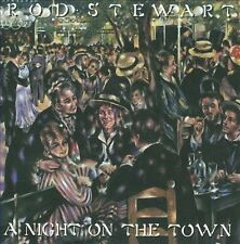 Rod Stewart-A Night On the Town CD NEW