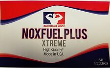 NOX FUEL PLUS - Gain Muscle - Awesome Pumps - Increase Testosterone - 30days