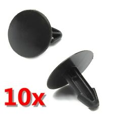 10x Windscreen Cowl Mounting Plastic Retainer Trim Clip Fastener Clips For Honda