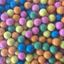100 SMALL GUMBALL BUBBLE GUM BALLS REFILLS FOR BUBBLEGUM MACHINES AST FLAVOURS