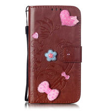Flip Leather Wallet Card Holder Case Cover For Samsung Galaxy Note Mini series
