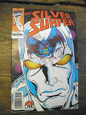 The Sylver surfer n° 11  Marvel Comic