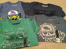 Tony Hawk Boys 100% Polyster  T-Shirts (lot of 5 T-shirts), Size Medium NWT