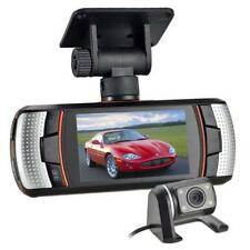 Quality 1080P HD Dual Lens Car Vehicle Dash Camera DVR Cam Night Vision Recorder