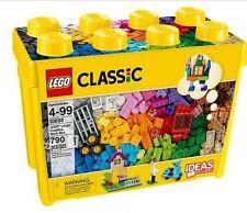 Lego 10698 Classic Large Creative Brick Box - New, Sealed