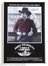 Urban Cowboy FRIDGE MAGNET (2 x 3 inches) movie poster john travolta