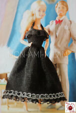 Vintage Knitting Pattern BARBIE SINDY TRESSY DOLLS CLOTHES EVENING DRESS - PDF