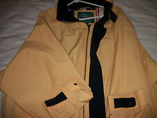 JACKET BY ARCADIA SZ.XXL YELLOW/BLACK RE $100