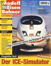 Modell Eisen Bahner, 7/2010, Juli 2010, Magazin für Vorbild und Modell, Top