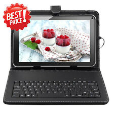 "9"" Inch Android 4.4 Quad Core Dual Camera Wifi TABLET PC With Free Keyboard 8GB"