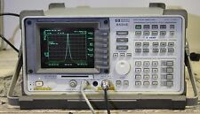 HP 8594E spectrum analyzer