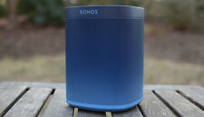 """Sonos Play 1 Limited Edition """" Blue Note """" Speaker in BLUE - collector's item"""