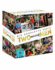Two and a Half Men Komplettbox [DVD] *NEU* DEUTSCH Season Staffel 1 - 12 Serie
