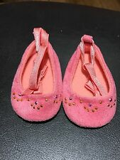 """18"""" Nicki American Girl Doll Retired Gala Outfit Ballet Flats Shoes ONLY"""