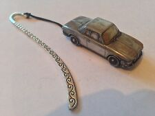 Karman Ghia Type 34 (MK3) ref111  FULL CAR on a Pattern bookmark with cord