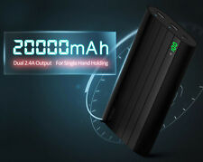 VINSIC Power Bank 20000mah Portable External Battery Charger For Smart Phone