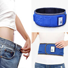 Electric Tummy Slimming Belly Fat Burner Lose Weight Fitness Massage Belt Hot AL