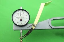 violin/Guitar making tool thickness measure tools dial indicator.Range 0-10mm