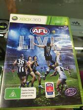 AFL Live Xbox 360