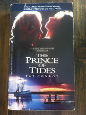 The Prince of Tides by Pat Conroy (1987, Paperback)  STORE#3486