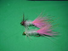 Wooly Bugger/Crystal Pink