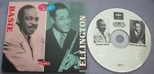 COUNT BASIE DUKE ELLINGTON Big Band SWING JAZZ Charly Records