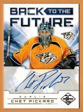 2012-13 , PANINI , LIMITED , PICKARD-RINNE , BACK TO THE FUTURE , AUTOS , /25
