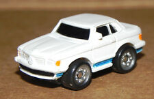 ORIGINAL 1987 MICRO MACHINES MERCEDES BENZ 450 SLC WHITE RARE!