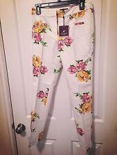 NWT SACOOR brothers crop Floral pants. Size: EU 34